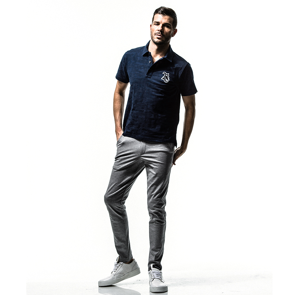 RESOUND CLOTHING パンツ CHRIS EASY PANTS GREY
