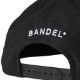 BANDEL バンデル キャップ FLAT VISOR GOLF CAP FUCKIN'SHOT BG-FSBBCP BLACKxWHITE