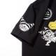 muta MARINE Tシャツ Black Marine x Kuromi FISHING MFAX-434163 BLACK