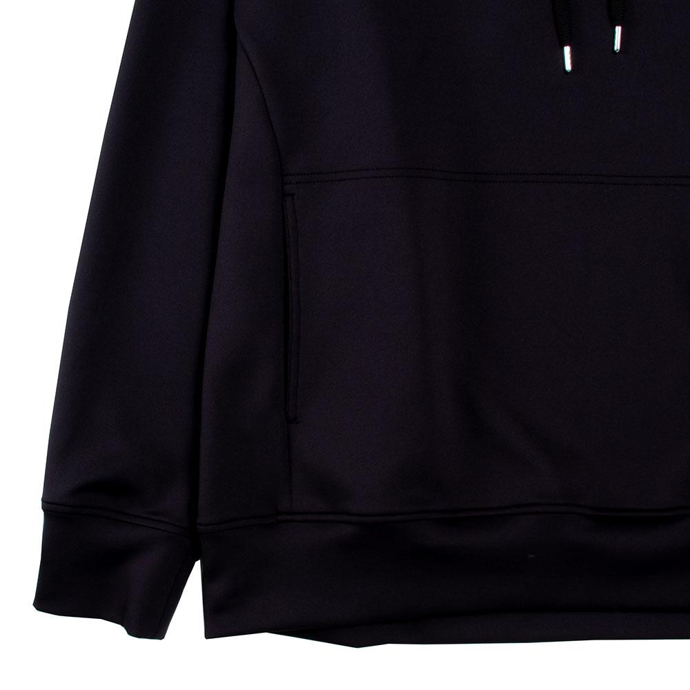 RESOUND CLOTHING フーディー Antibacterial cts loose hoodie RC21-C-001 BLACK