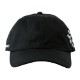 BANDEL バンデル キャップ サイドロゴ LOW CAP Have The Time of Your Life CP007 Black