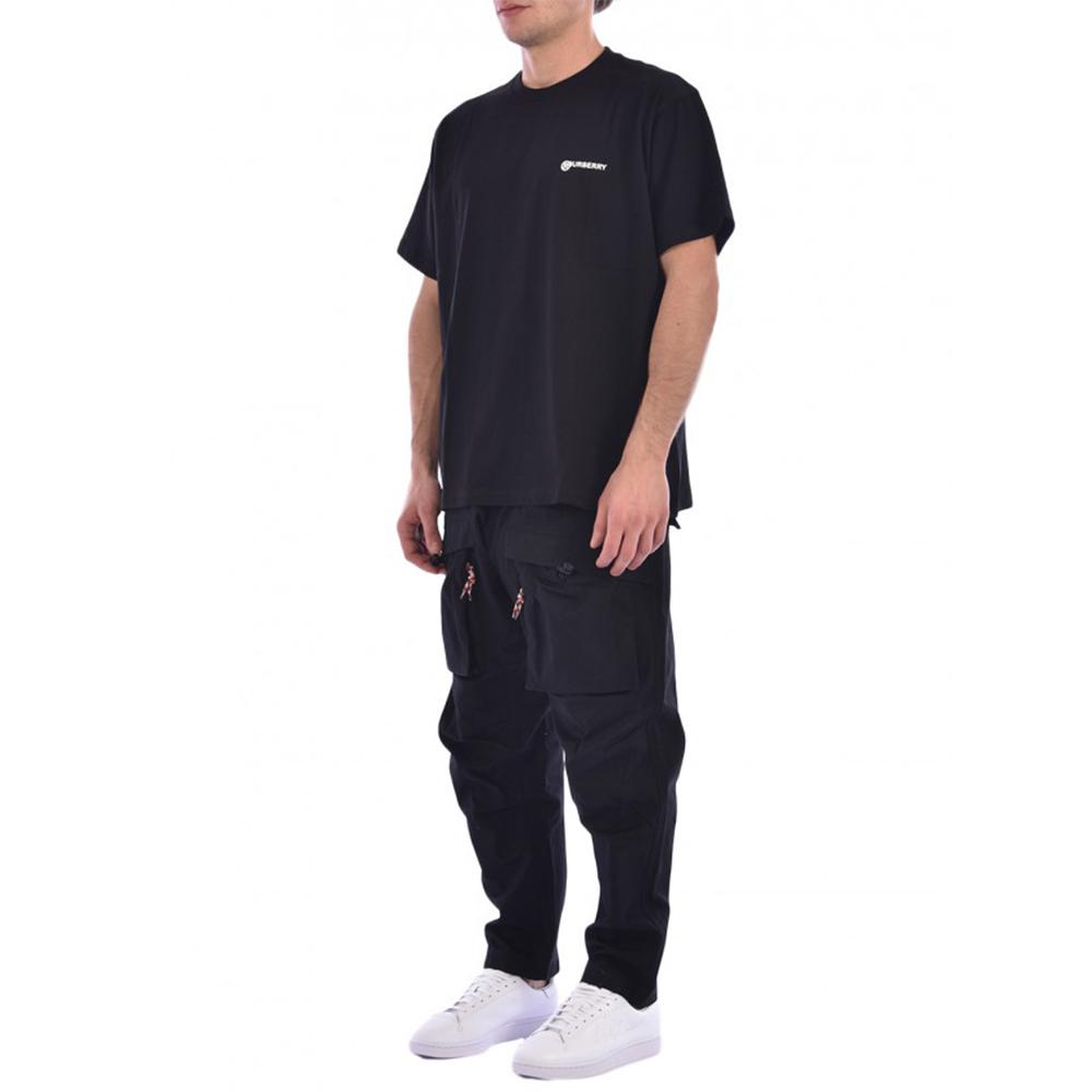 BURBERRY Tシャツ 8025657-BLACK