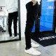 RESOUND CLOTHING パンツ CHRIS EASY PANTS RC18-ST-016 BLACK