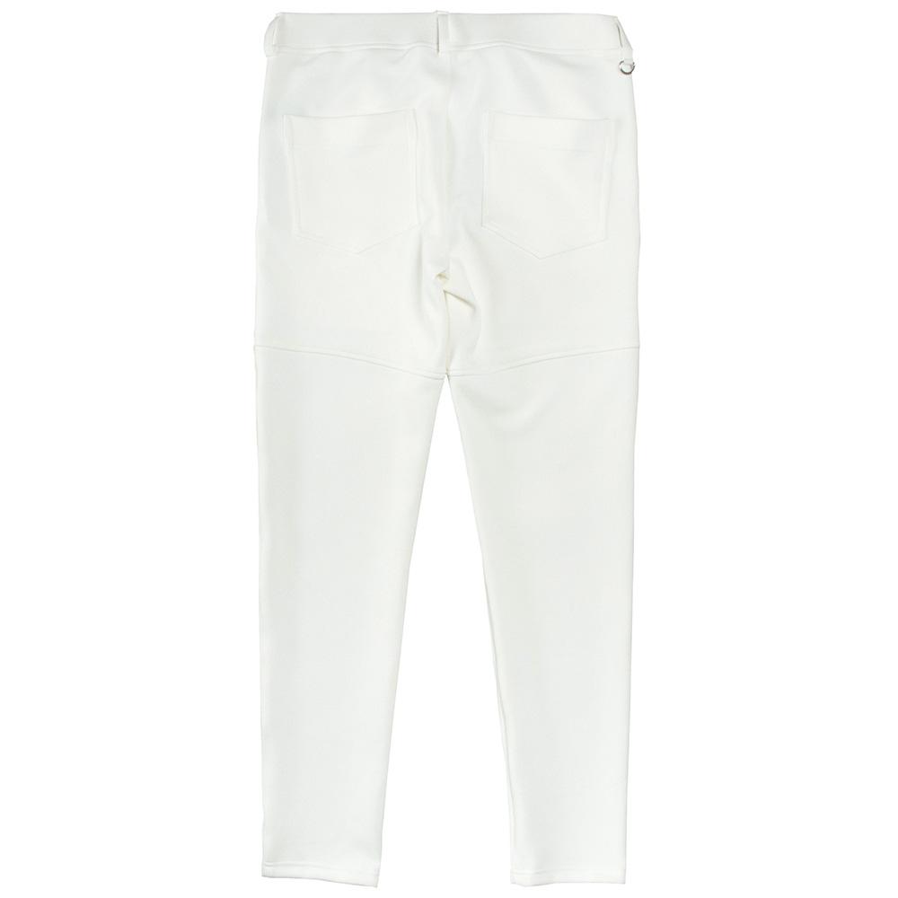 RESOUND CLOTHING パンツ Rachel PT RC21-ST-023 WHITE