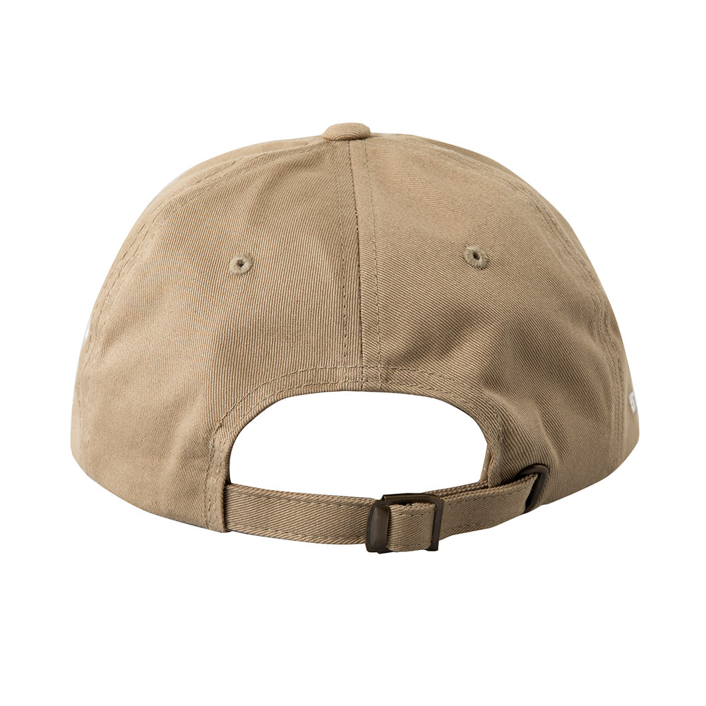 BANDEL バンデル キャップ サイドロゴ LOW CAP Have The Time of Your Life CP007 Sand Khaki