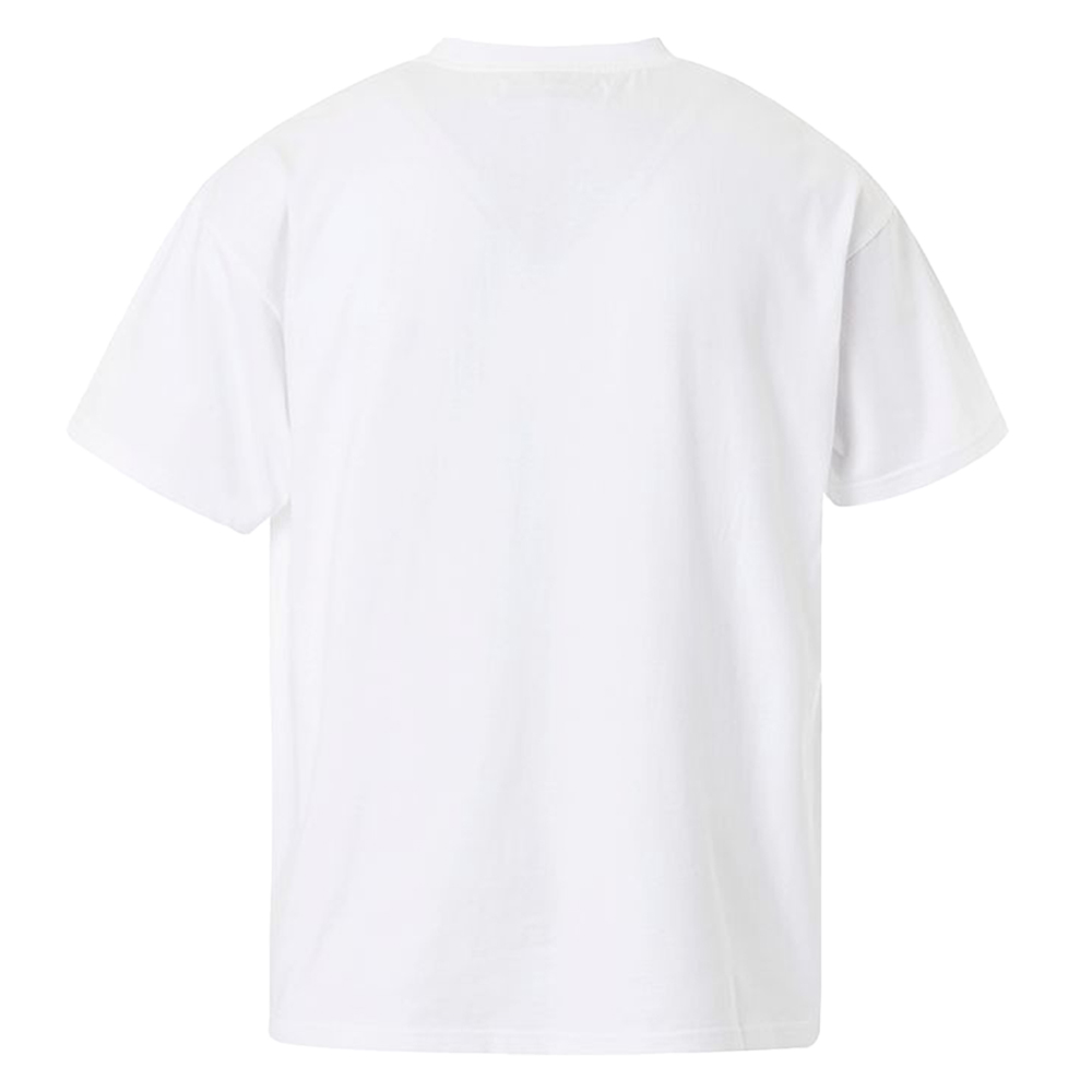 DURAG DEV Tシャツ LOGO T-SHIRT  WHITE