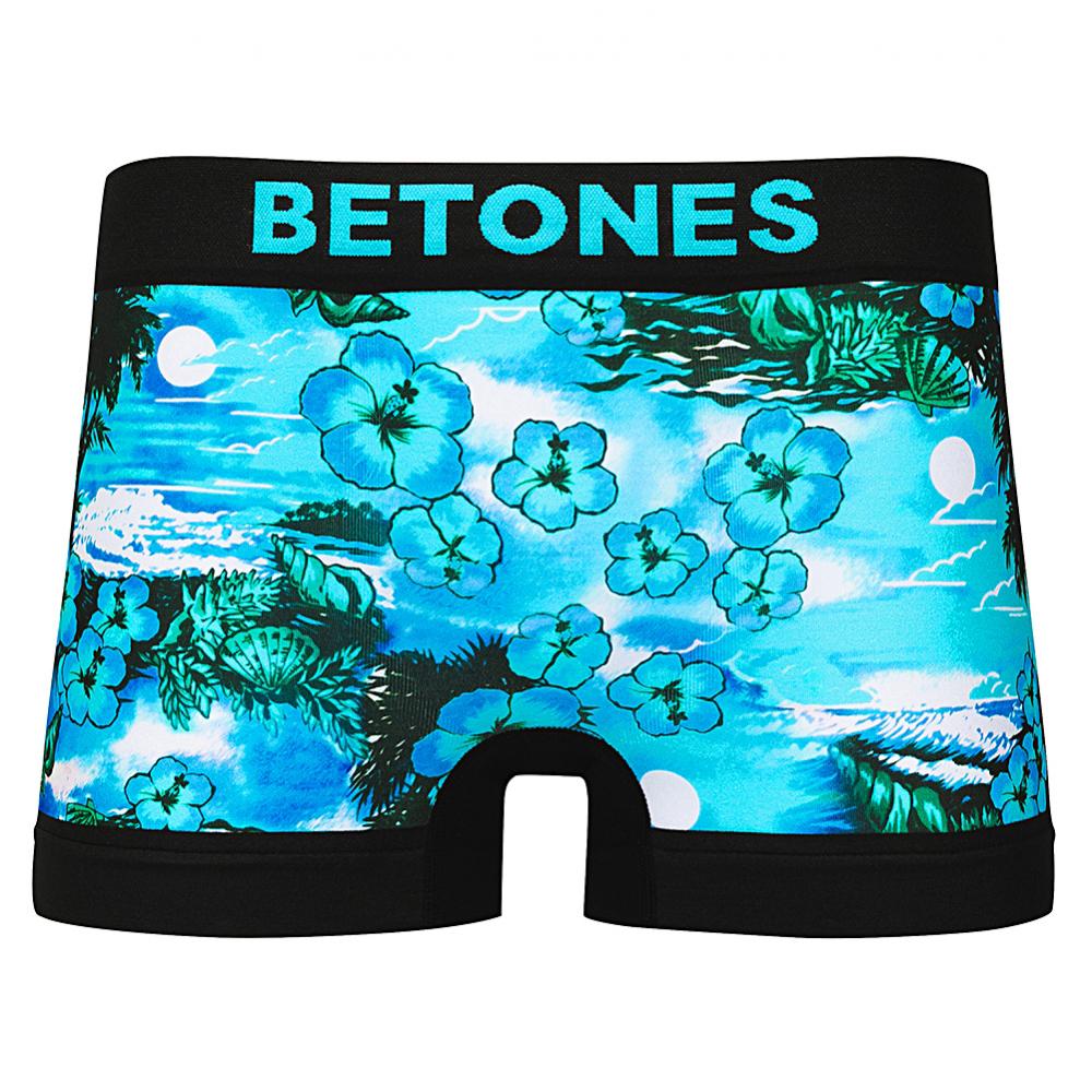 BETONES ボクサーパンツ KAILANI-KAI001 BLUE