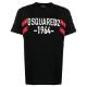 DSQUARED2 Tシャツ S74GD0805S22427 BLACK