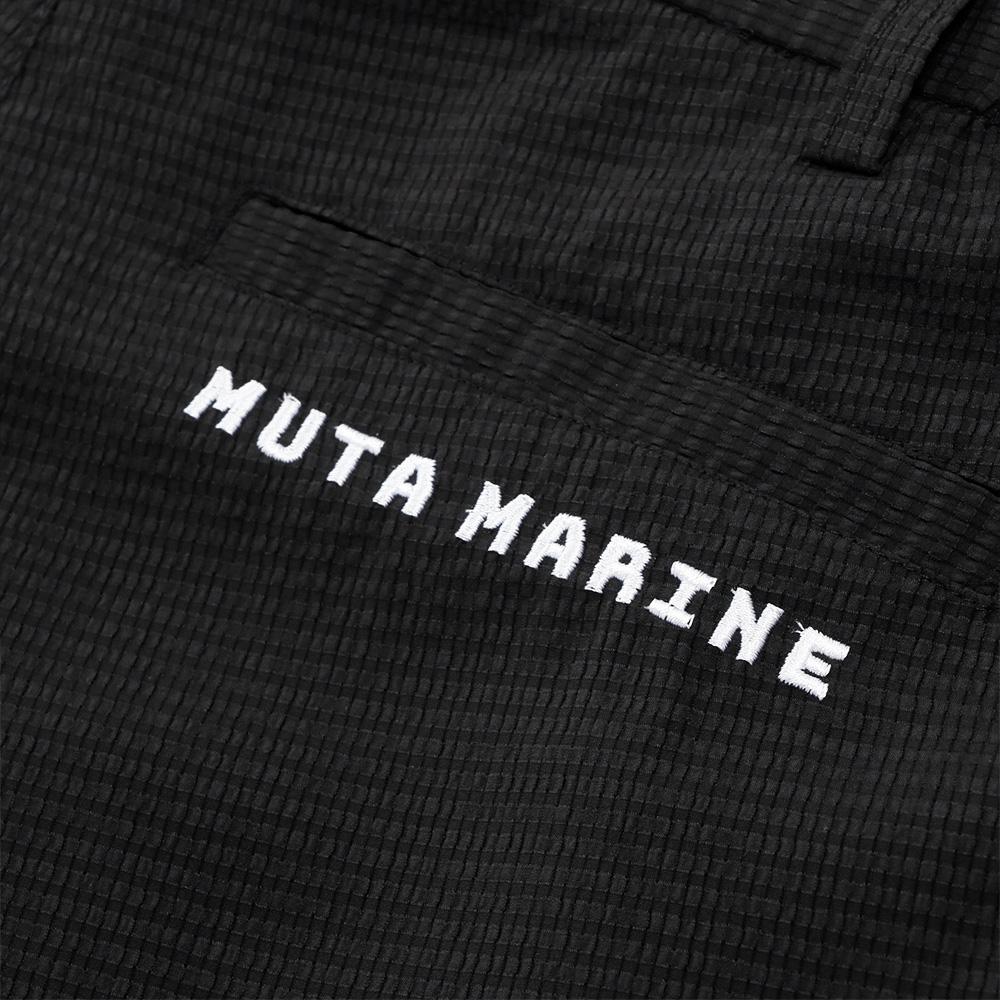 muta MARINE DotAir® ハーフパンツ MMMK-444059 BLACK