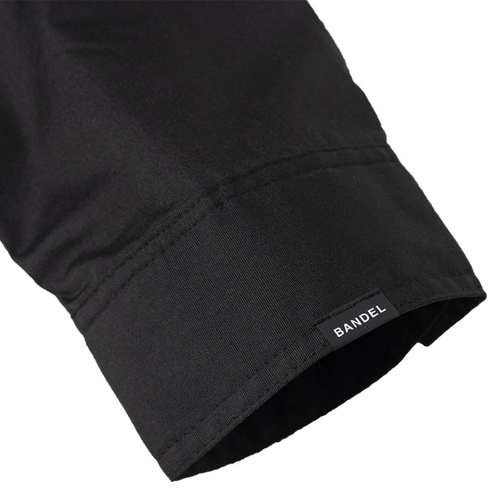 BANDEL ジャケット FUCKIN' SHOT COACH JKT BG-FSCJ001 BLACKxWHITE