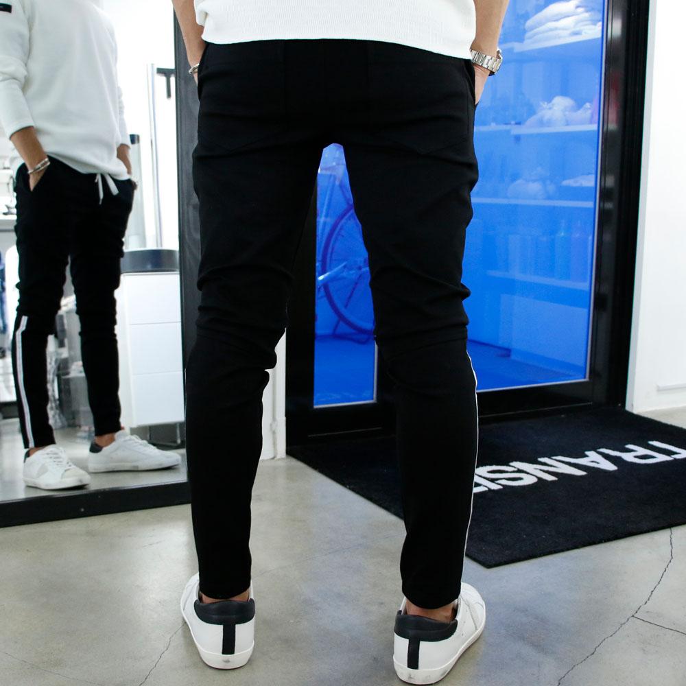 RESOUND CLOTHING パンツ Audio PANTS RC18-ST-017 BLACK
