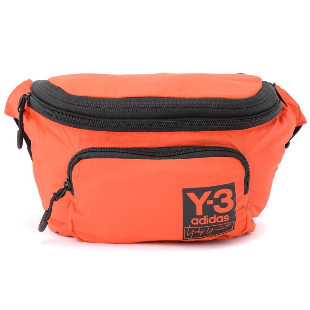 Y-3 PACKABLE BP FH9253-ICON ORANGE-Free