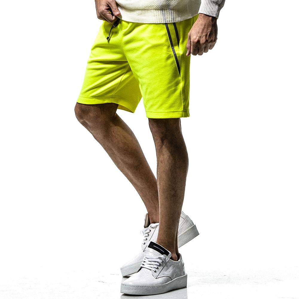 RESOUND CLOTHING パンツ EDGE half PT LIME
