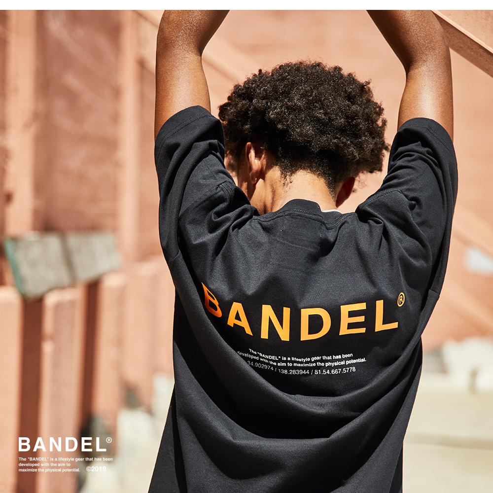 BANDEL 磁気ネックレス Healthcare Line EARTH BLACKxSILVER