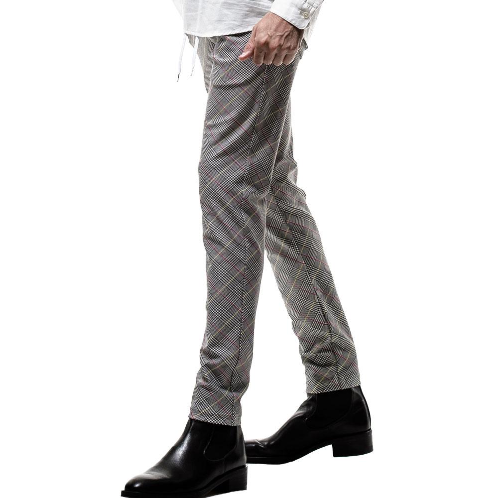 RESOUND CLOTHING パンツ CHRIS EASY PANTS RC19-ST-016 GRCHCKGREY
