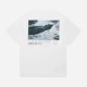 STAMPD Tシャツ Waves Tee M2195TE WHITE