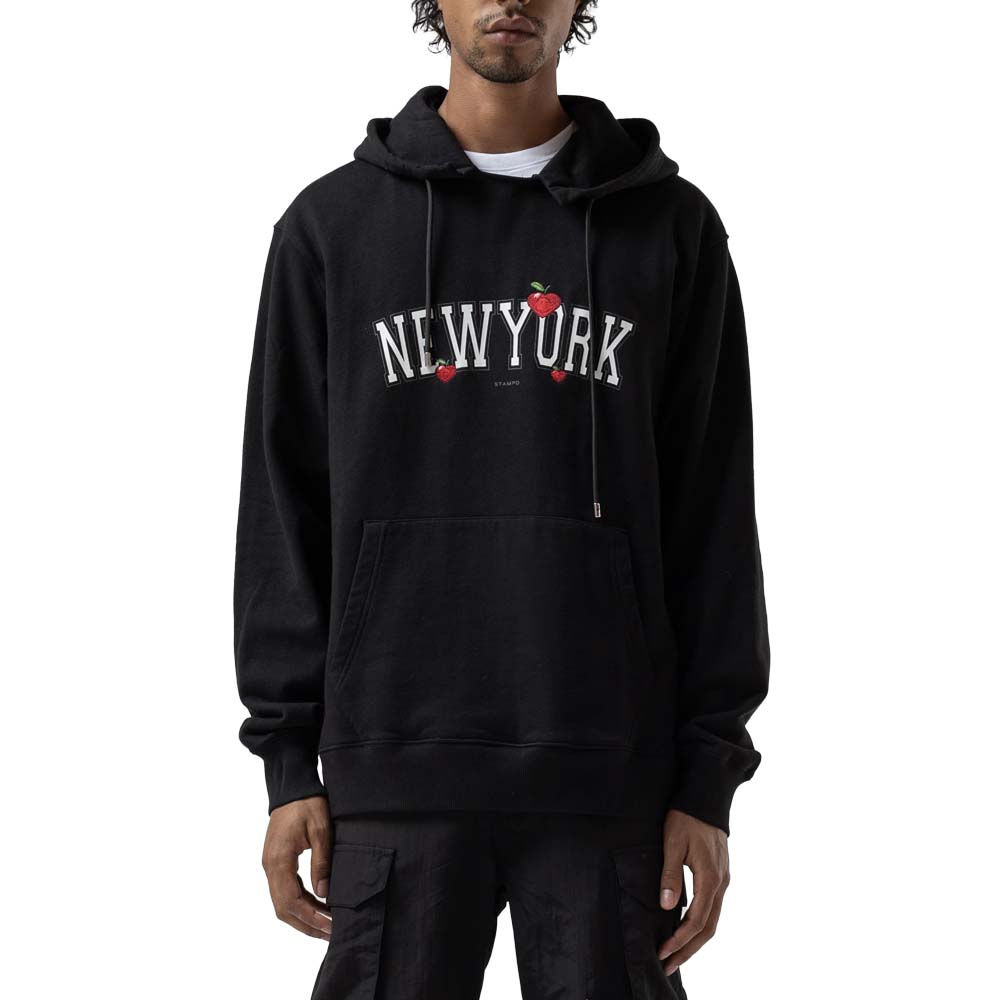 STAMPD フーディー New York Love Hoodie S-M2601HD BLACK