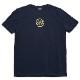 muta MARINE Tシャツ グリッター CIRCL MMMP-434196 NAVY