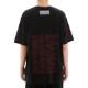 HERON PRESTON Tシャツ NASA T SHIRT 19760020 BLACKxMULTI