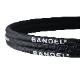 BANDEL  ネックレス healthcare flexible comfort BLACK×WHITE