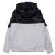 RESOUND CLOTHING フーディー WARM-UP fleece ZIP Hoodie RC14-C-001 GREY