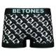 BETONES ボクサーパンツ FESTIVAL8-FE008 BLACK