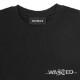 Wasted Paris Tシャツ 210gsm Genesis BLACK