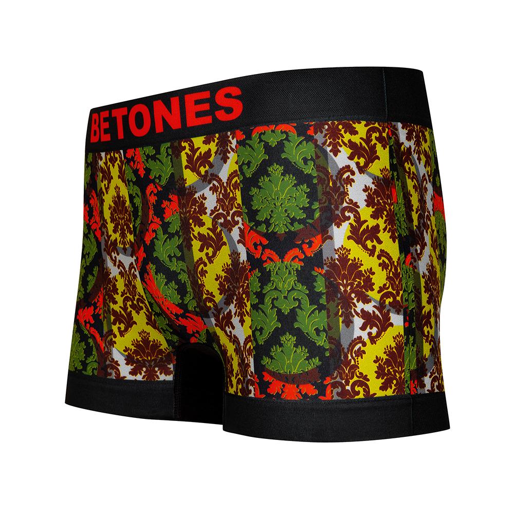 BETONES ボクサーパンツ BONNIE-BON001 BLACK