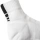 BANDEL ソックス COMPRESSION SOCKS SHORT BG-SK002 WHITExBLACK