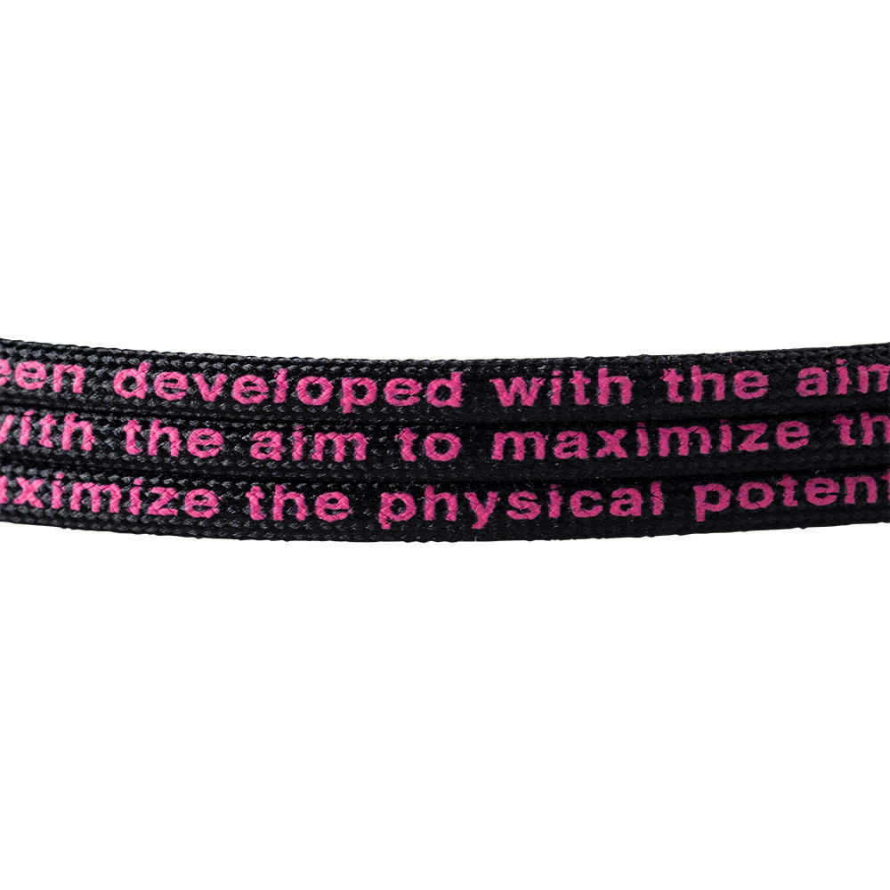 BANDEL  ネックレス healthcare flexible comfort benefit  BLACK×PINK 限定発売