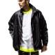 RESOUND CLOTHING ジャケット SATIN OVER Track Jacket RC14-C-003 BLACK