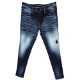 RESOUND CLOTHING パンツ Blind JERSEANS RC19-ST 019 INDIGO B