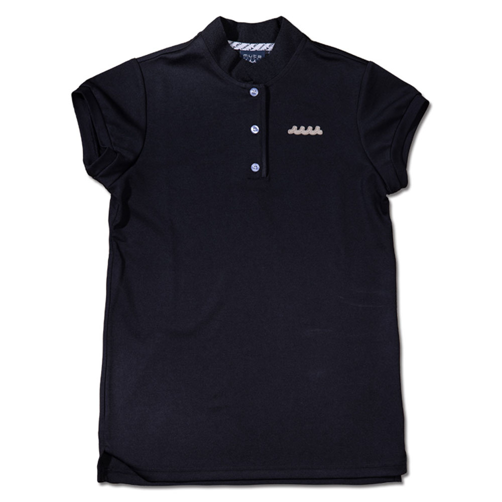 muta MARINE ポロシャツ MMBC-200829 BLACK