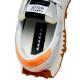 RUN OF スニーカー MARMAIDE RUNS013 TOP JEANS/SOPRA BIANCO