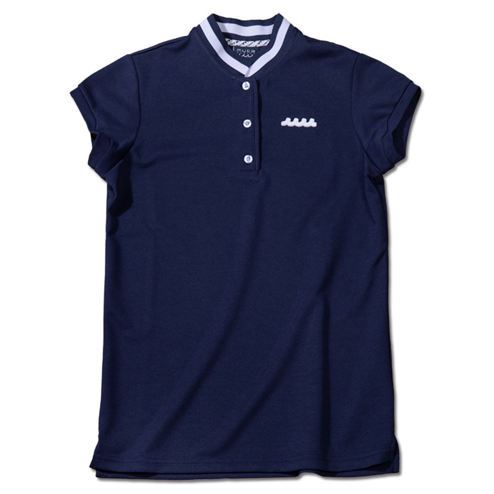 muta MARINE ポロシャツ MMBC-200829 NAVY