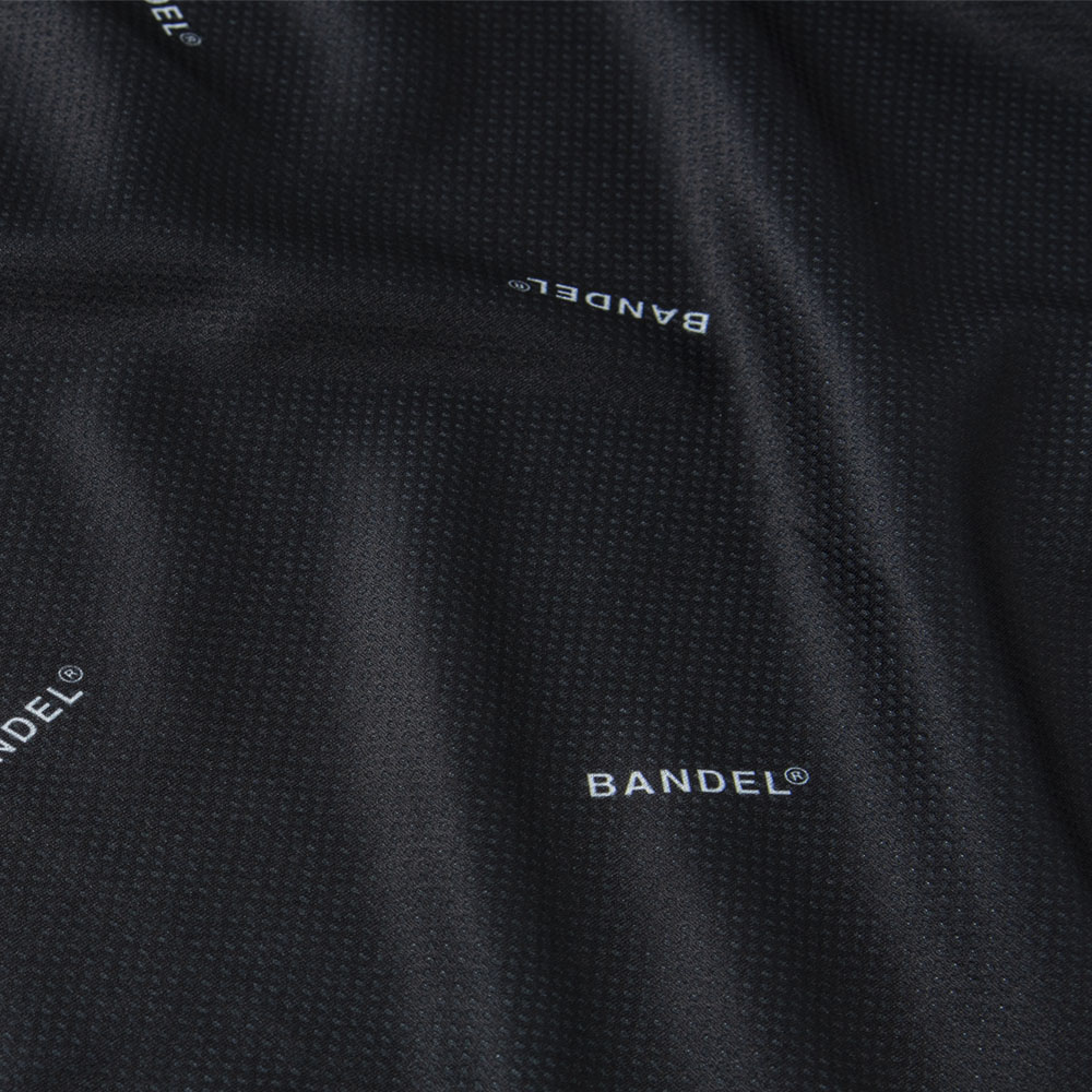 BANDEL クールタオル BANDEL RANDOM LOGO / BG-BLCT001 BLACK