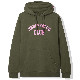 ANTI SOCIAL SOCIAL CLUB フーディ UNDEFEATED CLUB ASSC CLUB ARMY HOODIE