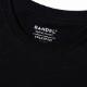 BANDEL Tシャツ S/S T Camouflage Logo BAN-T024 Black