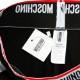 MOSCHINO UNDERWEAR スウェットパンツ 43038120555 BLACK