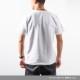 BANDEL Tシャツ Short Sleeve T Summer Capsule BAN-T008-SC WHITExPINK