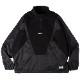 【予約】BANDEL ジャケット MIX FABRIC PULLOVER JKT BG-NCPO001 BLACK