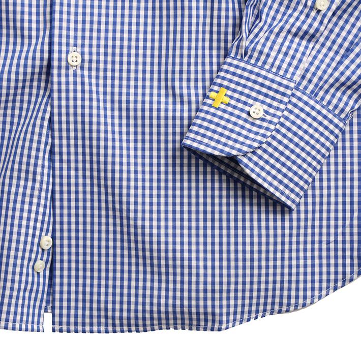 Gianmarco DRESS ジャンマルコ シャツ PLANT 276/5
