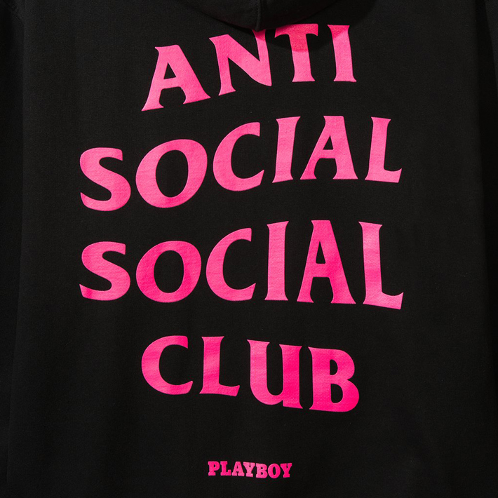 ANTI SOCIAL SOCIAL CLUB PLAY BOY Tシャツ