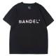 BANDEL Tシャツ S/S T Geometry Camo Logo BAN-T025 Black
