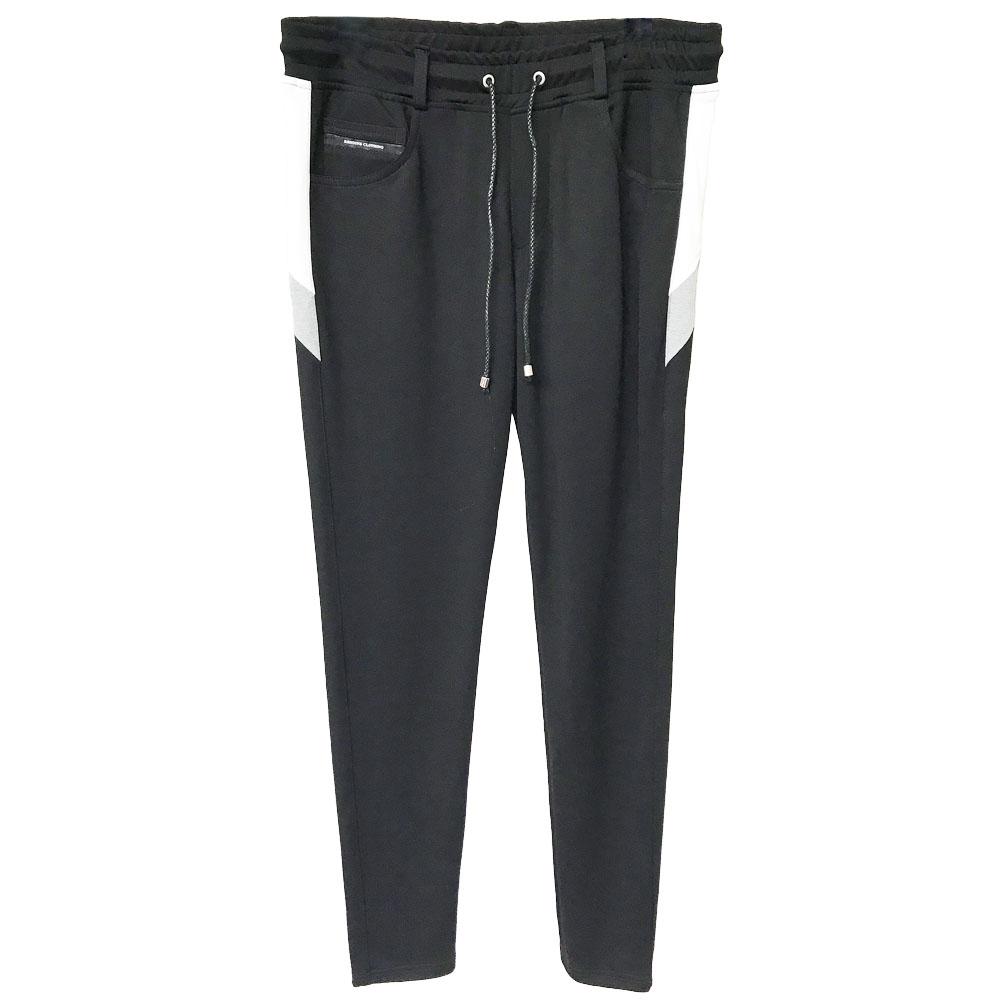 【予約】RESOUND CLOTHING パンツ EDWARD LINE PT RC19-ST-011 BLACKxGREY