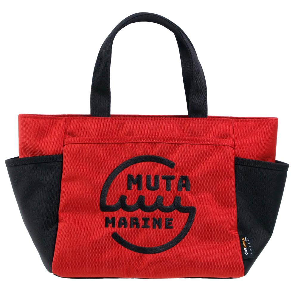 muta MARINE トートバッグ Mini Size MMMK-211037 RED