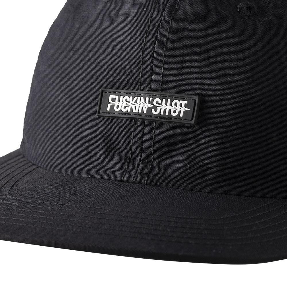 BANDEL キャップ FUCKIN'SHOT FLAT VISOR GOLF BG-FSFVCP BLACK