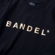BANDEL ロンT Gold Logo BAN-LT019 Black