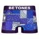 BETONES ボクサーパンツ BANDANA-BAN001 BLUE