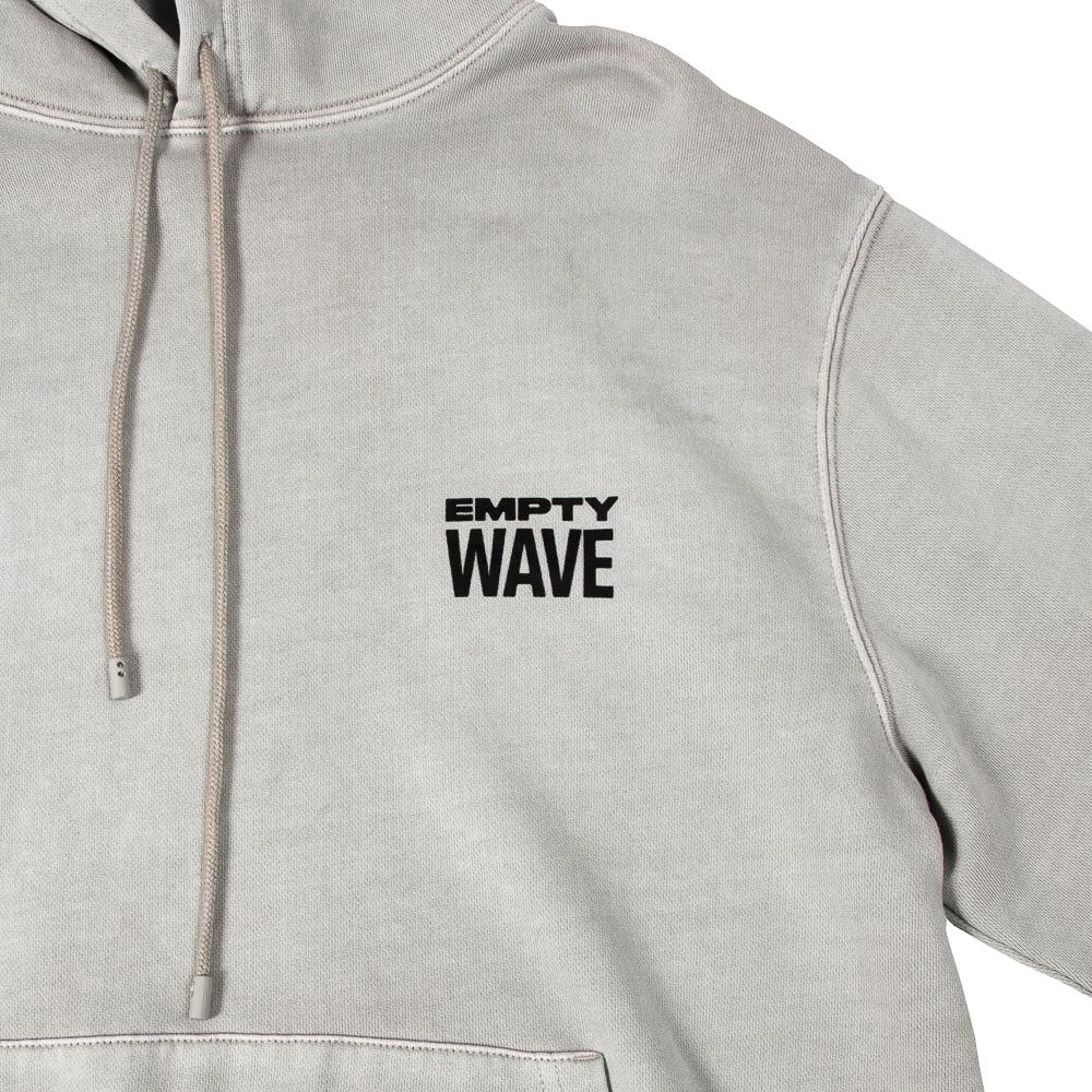 STAMPD フーディー Empty Wave Pullover Hoodie SLA-M2716HD GREY